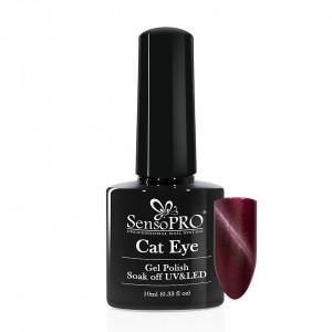 Oja Semipermanenta Cat Eye SensoPRO 10ml - #014 SweaterGirl