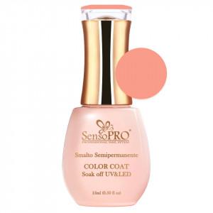 Oja Semipermanenta SensoPRO 15ml culoare Portocaliu - 024 Peachy Nude