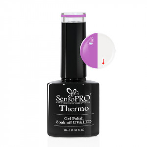 Oja Semipermanenta Termica SensoPRO 10ml - #026 PinkCandy