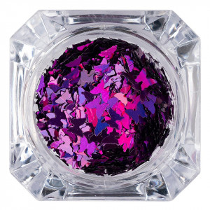 Paiete Unghii LUXORISE Butterfly Effect #014