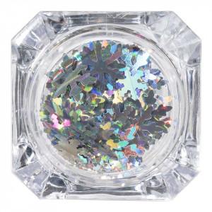 Paiete Unghii LUXORISE Snowflakes #02