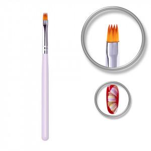 Pensula unghii Star Nail pentru decoruri, design floral, linii fine, pictura 3D