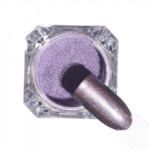 Pigment unghii Holografic #151 cu aplicator - LUXORISE