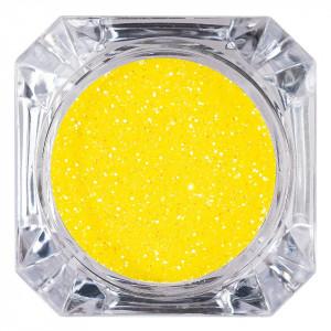 Sclipici Glitter Unghii Pulbere LUXORISE, Galben #15