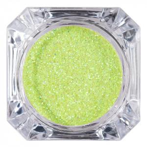 Sclipici Glitter Unghii Pulbere LUXORISE, Lime #16