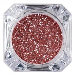 Sclipici Glitter Unghii Pulbere LUXORISE, Rose Wine #39