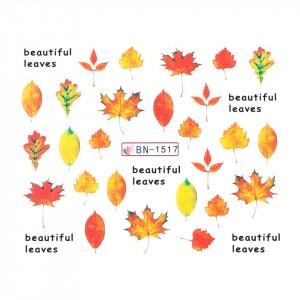 Tatuaj unghii SensoPRO Autumn Challenge, model BN-1517