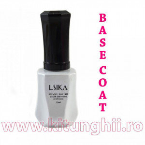 Base Coat Oja Semipermanenta Lsika 15ml