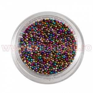 Caviar Unghii Rainbow Colours - 2 gr