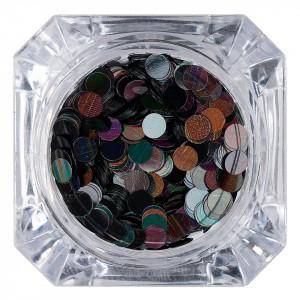 Confetti Unghii LUXORISE Colorful Spots #03