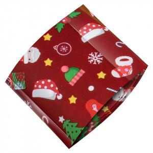 Folie de Transfer Unghii LUXORISE #409 Christmassy