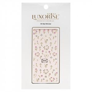 Folie Sticker 3D unghii LUXORISE- SP200