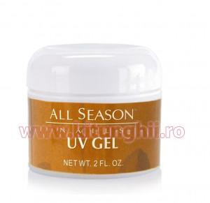 Gel UV All Season 56gr Clear - Transparent