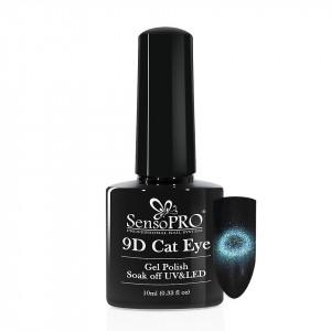 Oja Semipermanenta 9D Cat Eye #01 Apodis - SensoPRO 10 ml