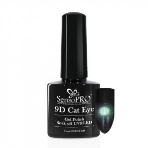 Oja Semipermanenta 9D Cat Eye #15 Velorum - SensoPRO 10 ml