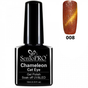 Oja Semipermanenta Cameleon Cat Eye SensoPro 10ml - #008 YoursTruly
