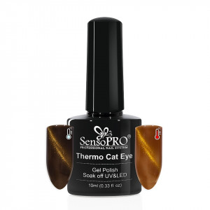 Oja Semipermanenta Thermo Cat Eye SensoPRO 10 ml, #34