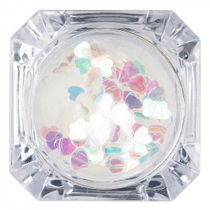 Paiete Unghii LUXORISE Lovely Hearts #016