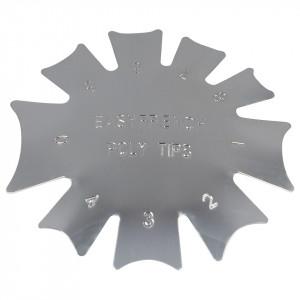 Rotita Metalica pentru french cu acryl #02
