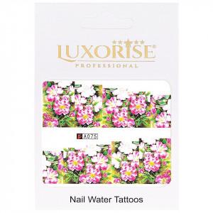 Tatuaj unghii LUXORISE, Nature A075