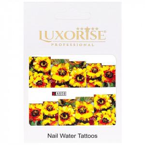 Tatuaj unghii LUXORISE, Nature A858