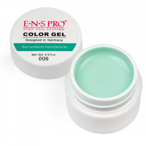 Gel UV Color ENS PRO #006 - Light Turcoaz