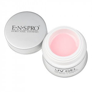 Gel UV ENS PRO Deluxe 20 ml Pink - Roz Transparent