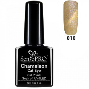 Oja Semipermanenta Cameleon Cat Eye SensoPro 10ml - #010 Atletico