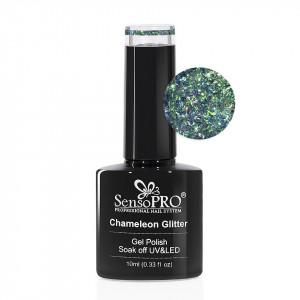 Oja Semipermanenta Cameleon Glitter SensoPRO 10ml - 010 Magic Story