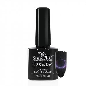 Oja Semipermanenta Cat Eye Gel 5D SensoPRO 10ml, #11 Hydrus