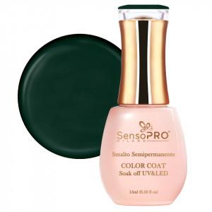 Oja Semipermanenta SensoPRO 15ml culoare Verde - 049 Perfect Green