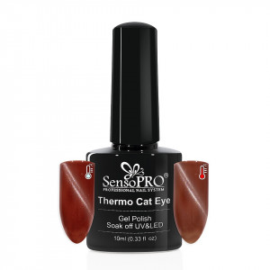 Oja Semipermanenta Thermo Cat Eye SensoPRO 10 ml, #32
