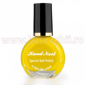 Oja Stampila Unghii Lemon Drop 10ml
