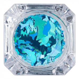 Paiete Unghii LUXORISE Sea Creatures #013