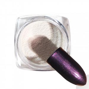 Pigment unghii Aurora #48 cu aplicator - LUXORISE