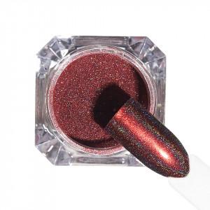 Pigment unghii Holografic #153 cu aplicator - LUXORISE