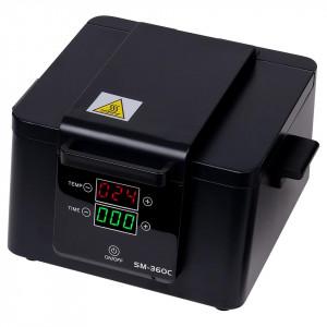 Sterilizator Aer Cald cu Display Digital si Timer 90min - SM 360C