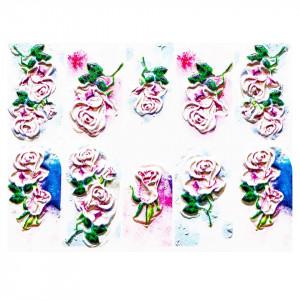 Tatuaj 3D Unghii LUXORISE Artistry LX058