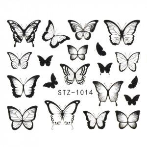 Tatuaj unghii SensoPRO Summer Challenge, model STZ-1014