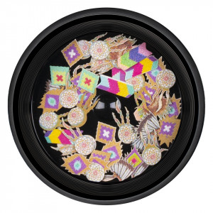 Decoratiune Unghii Nail Art Delights #38, LUXORISE