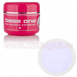 Gel UV Base One Bianco Estremo