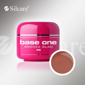 Gel UV Base One Bronze Glam -  5 gr