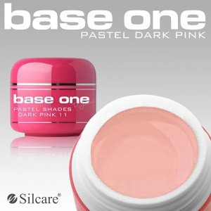 Gel UV Base One Salmon French Pink - Somon, 15 gr.