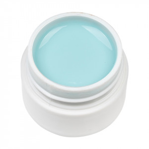 Gel UV Color ENS PRO Albastru #026 - Powder Blue