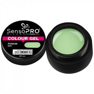 Gel UV Colorat Poison Ivy 5ml, SensoPRO Milano