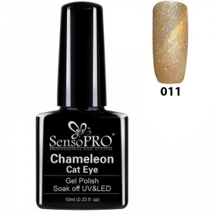 Oja Semipermanenta Cameleon Cat Eye SensoPro 10ml - #011 ThePops