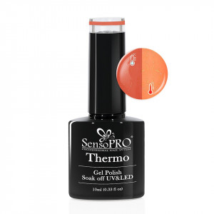 Oja Semipermanenta Termica SensoPRO 10ml - #038 Dreaming Sunset