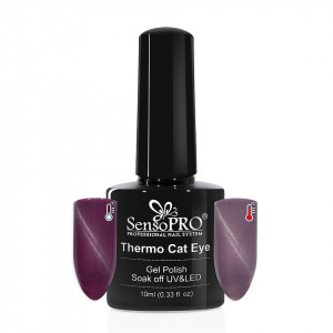 Oja Semipermanenta Thermo Cat Eye SensoPRO 10 ml, #26