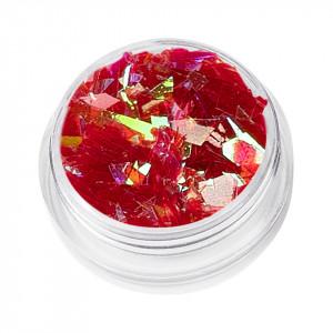 Sclipici Unghii Wonderland - Ruby Energy, 5g