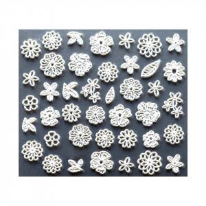 Sticker 3D Unghii LUXORISE Artistry LX031